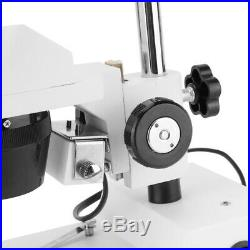 20X to 40X Binocular Lab Compound Microscope with 3D Mechanical Stage LED
