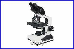 40-2000x Binocular Medical Doctor Clinical Medical Compound Vet Lab Microscope