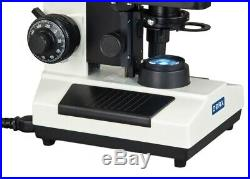 40X-1000X Lab Biological Compound Replaceable LED Trinocular Microscope