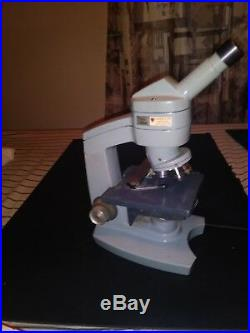 American Optical Fifty Phase Lab Microscope Model 60, 61, 62, 63