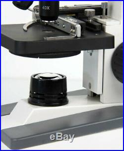 Biological Science Student Compound Microscope