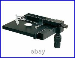 Co-Axial Mechanical Stage Microscope Part & Accessories lab item