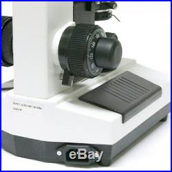 Compound Trinocular Microscope for Science Lab Clinic 40X-1000X