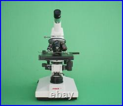 Compound clinical student monocular microscope MIKO VD. 50 4X-1000X Medical lab