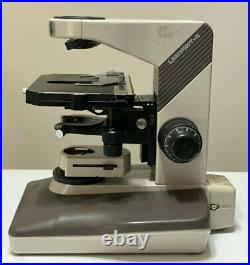 Nikon Labophot 2 Microscope (Base, Focus Block, Mechanical Stage and Filter Box)