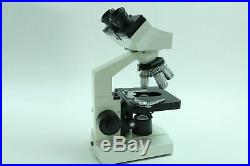 OMAX 40X-2500X Lab Binocular Biological Compound LED Microwith 3D