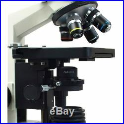 OMAX Dry Darkfield Condenser NA 0.7-0.9 For Biological Compound Microscopes Lab