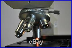 Olympus CH-2 CHT Microscope with4 EA Objectives Biology Clinic Lab (07)