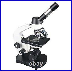 Radical 1000x Biology Student Vet Lab Microscope w Movable Abbe Condenser 2