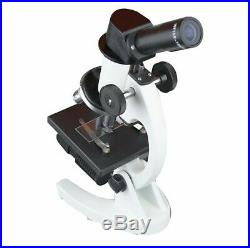 Radical Student School Medical Compound Lab LED Cordless Inclined Microscope