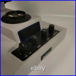 Reichert Microstar IV Lab Microscope with 4 objectives