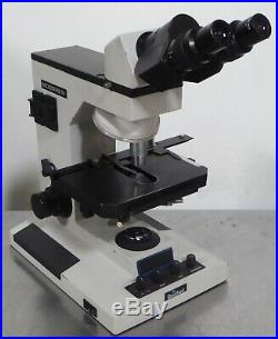 T161517 Reichert MicroStar IV Laboratory Microscope 410 with (2) Objectives